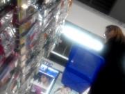 Purple Panty at Hypermart PTC, Surabaya, Indonesia Part 01