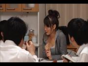 Japanese Mom Sex Ed Son's Friends 2 - MrBonham