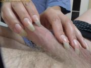 Finger Nail Fetish at Clips4sale.com