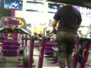 Sexy bOOty Treadmill...