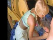 RuSSiAn BaBe Loly in the tent