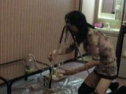 Toilet slave Mimi 2012.03.11 #3