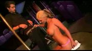 Stripper Phoenix Oiled up Assfuck