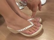Shoe Store Feet worship