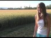 hot german amateur anal outdoor sex
