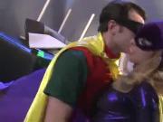 Robin vs BatWoman