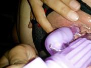 Dutch chubby amateur whife dildo