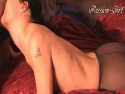 Fucking with BDSM & Nylons - Passion-Girl German Amateur
