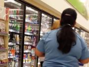 Chunky Butt Indian Walgreen Worker 1