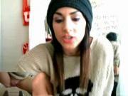 MandyM Masturbating On Webcam #07
