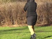 pantyhose Stret Legs