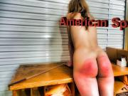 American Spankers Real and Hard Spanking!