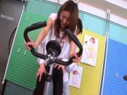 Hardcore Workout - Scene 1 - Haruna Sakurai