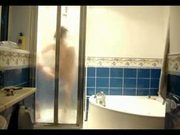 Finally i was able to see my mom naked. Thanks hidden cam