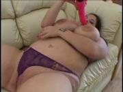 Devyn Devine Toys Herself