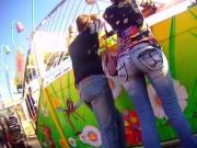 ASS AT THE CARNIVAL