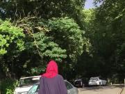 Hijabi bengali girl and guy