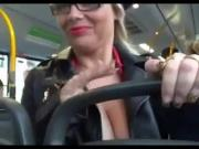 Double-POV #11 - On a bus in public