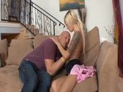 DADDY LOVES TO FUCK YOUNG GIRL