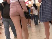 Teen Mall Ass 1