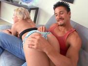 Kinky babe BJ and cock fucking