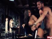 Abigail Mac drilled after romantic dinner