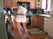Celeste pantyhose kitchen