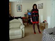 Andrew Gardener PVC Mini Slut