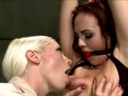 Madeline and Lorelei take a slave