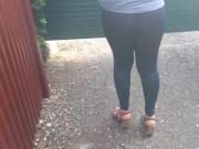 calza transparente