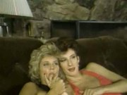 Ginger Lynn with Sharon and Tom