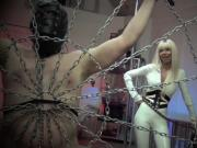 Mistress Storm an indomitable storm part 3 FemDom whip hard