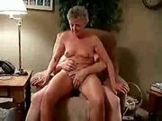 This granny still loves cock !! Amateur