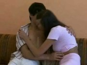 Young teen couple being filmed having sex. enjoy