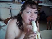 mirna3x blow sexy job banana