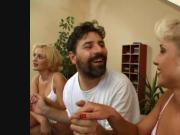 Christina Blonde & Rosemary - Anal Test