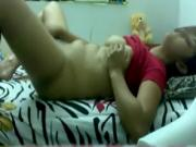Home made Desi girl masterbating