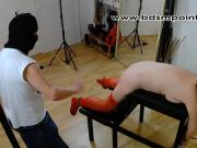 Teasing punishment for a slavegirl