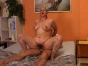 Teresa, a nicely plump woman
