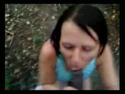 Out Door Mouth Cum