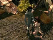 Perils of escaped Skyrim slavegirl 20 edited