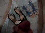 My cousin's high heels