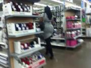 Walmart Skirt And Leggings Big Booty Ass
