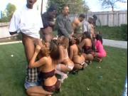 Kaleah Orgy World Brown & Round