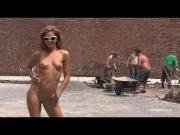 Czech Teen Public Nudity by TROC