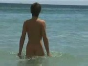 Beautiful on Nudist Beach 04