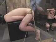 Mistress Aiden Starr Strapon Femdom