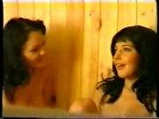 Lewinsky in The White House. Sauna Break.