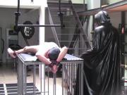 Black cloak