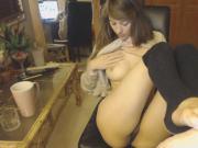 Webcam Footjob